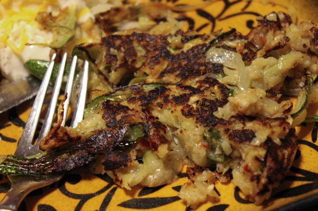 Crusty Parmesean & Zucchini  (15 of 16)