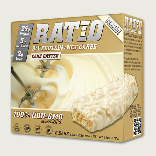 Ratio Protein Bars Review
