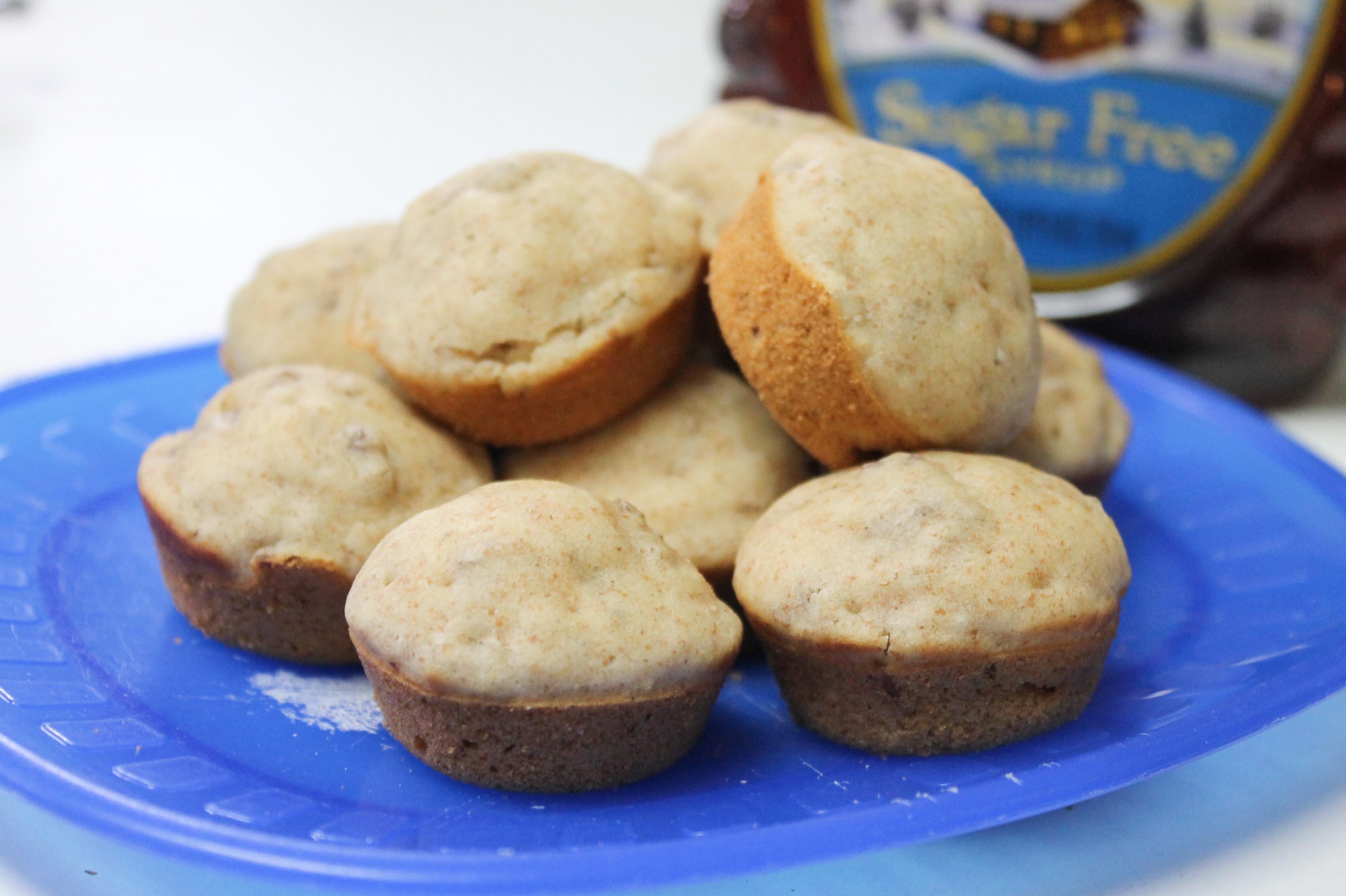 Sausage Pancake Bites