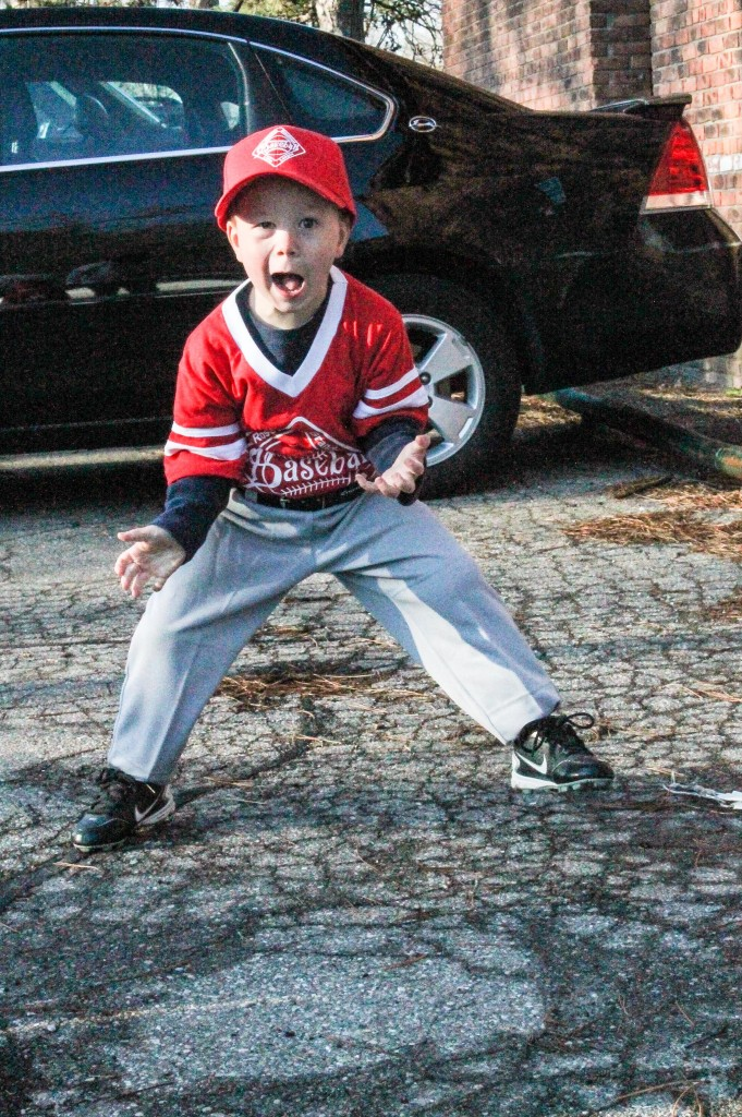 Opening Day TBall 2014-1-2