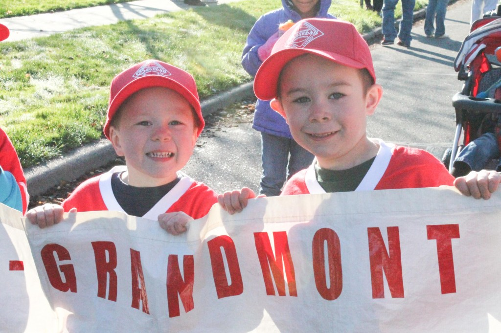 Opening Day TBall 2014-5