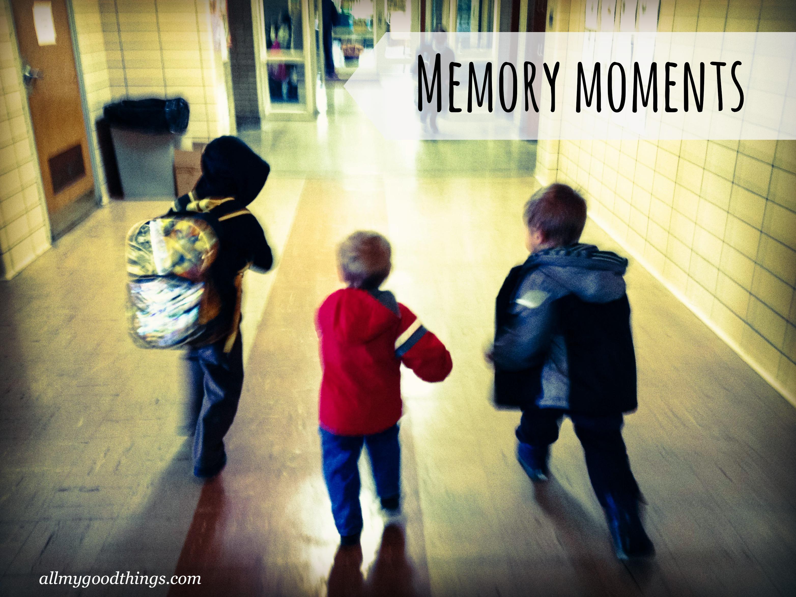 Memory Moments