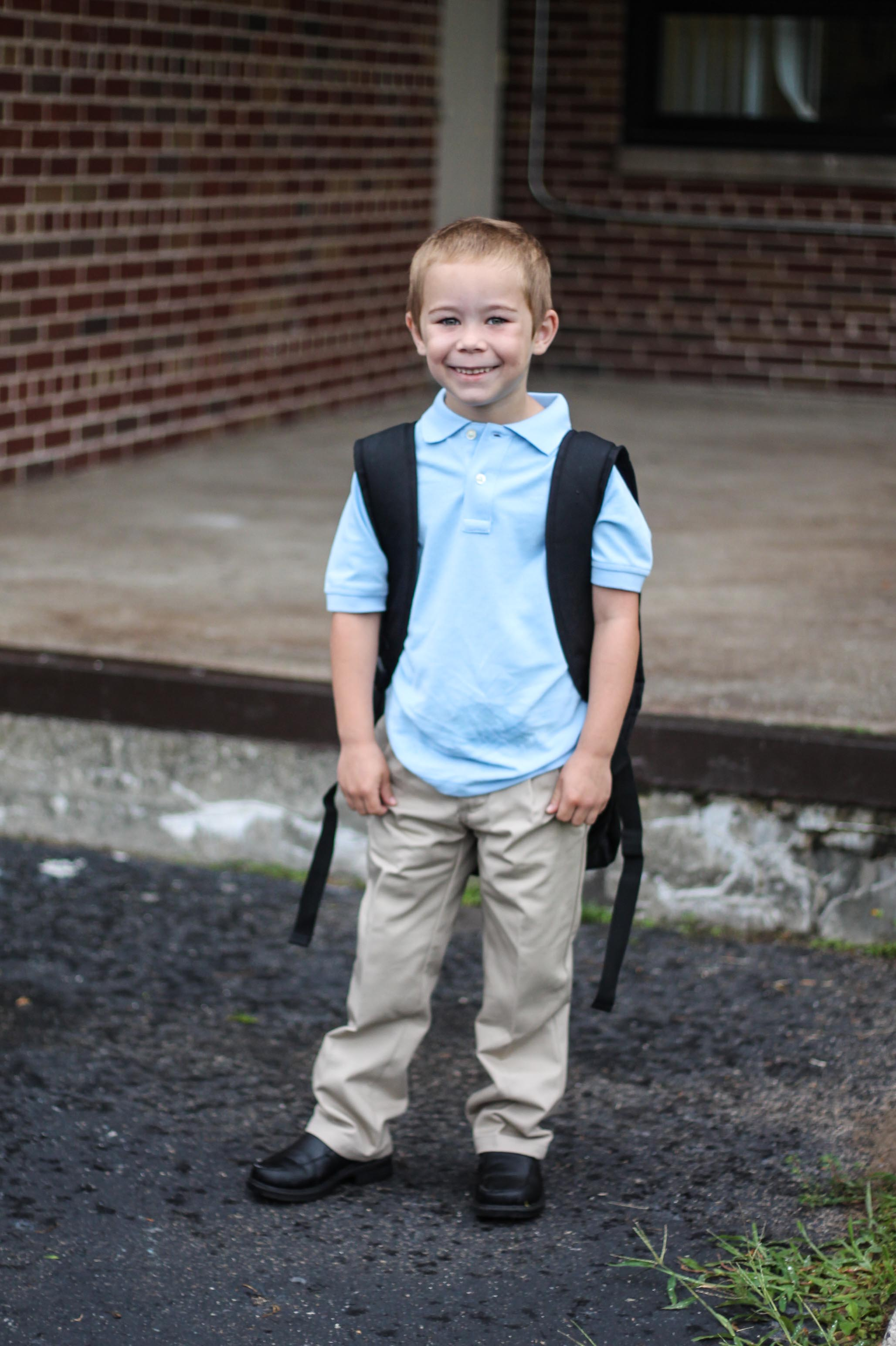 First Day of First Grade-2