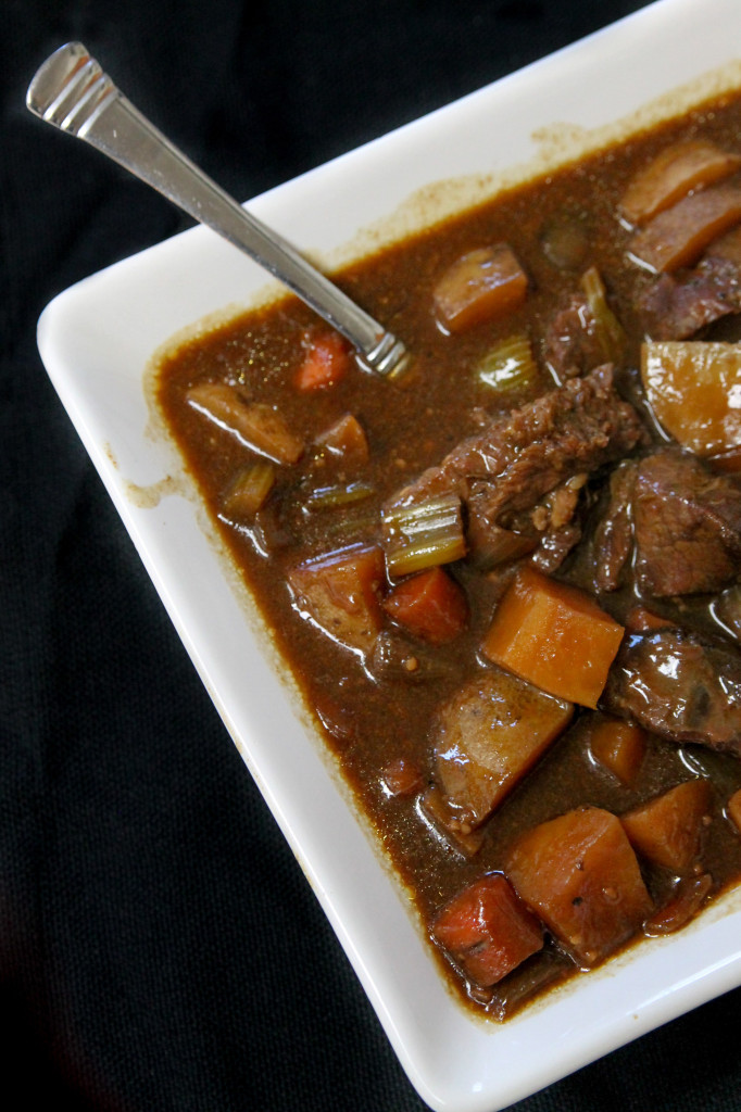 Hearty & Delicious Venison Stew-5