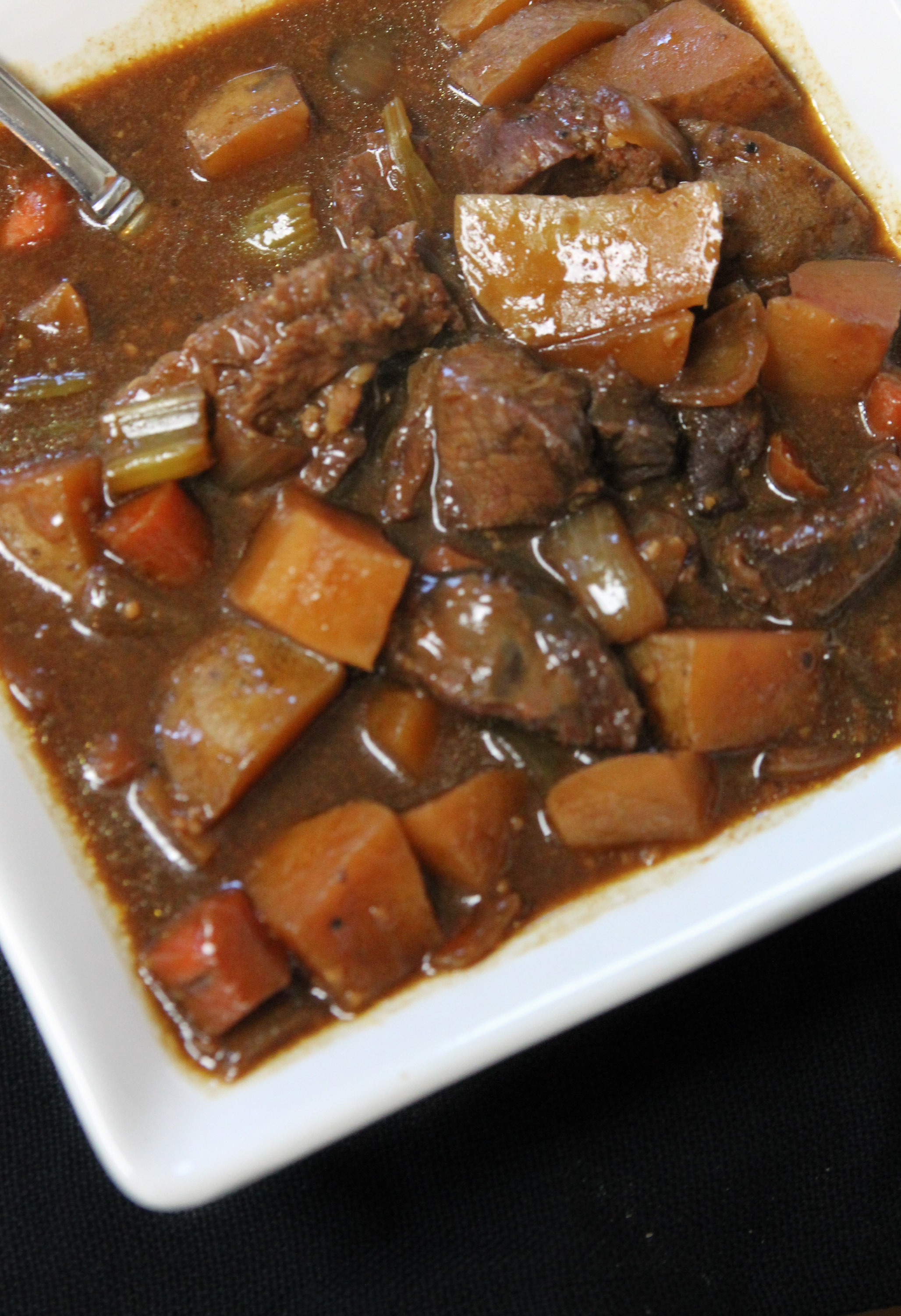 Hearty and Delicious Venison Stew