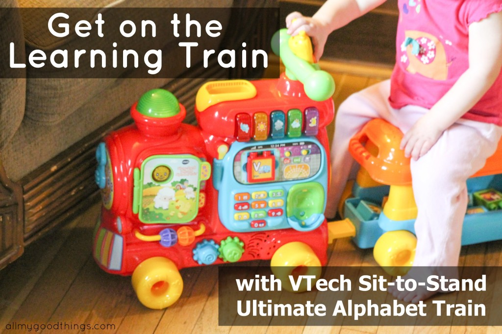 Playtime learning with VTech