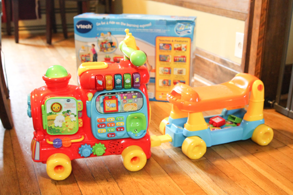 Playtime learning with VTech -2