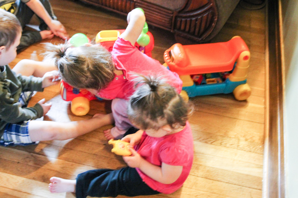 Playtime learning with VTech -4
