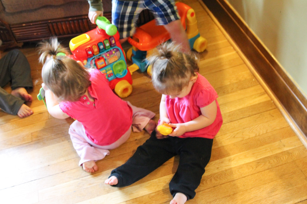 Playtime learning with VTech -6