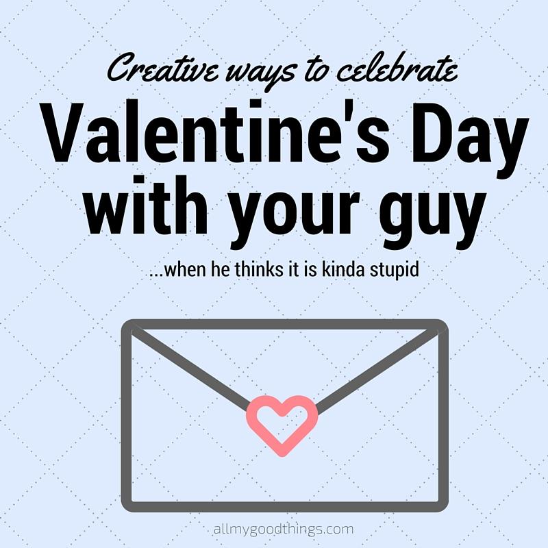 Creative ways to celebrate