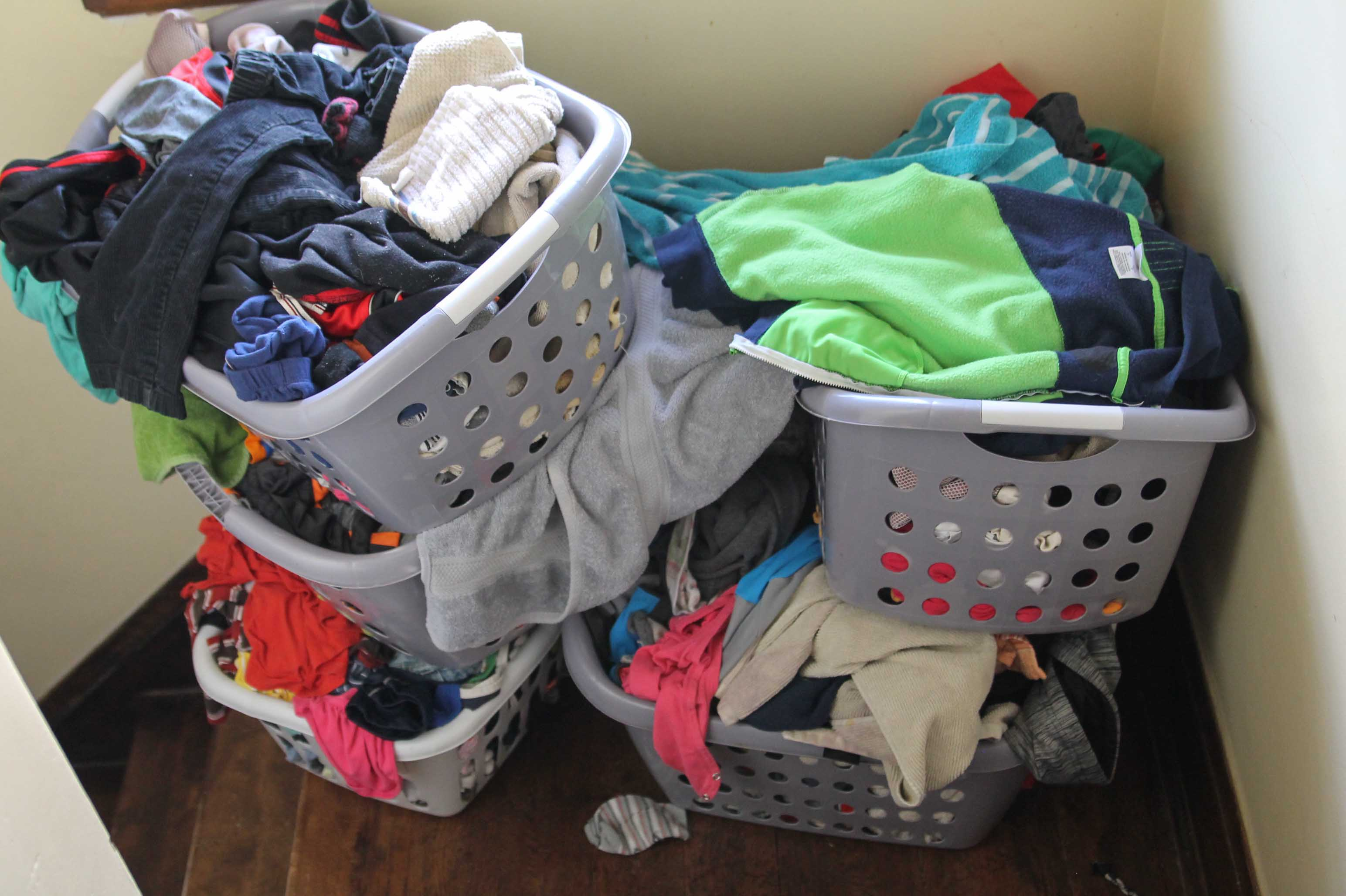 How To Survive The Never Ending Laundry Pile Free Laundry