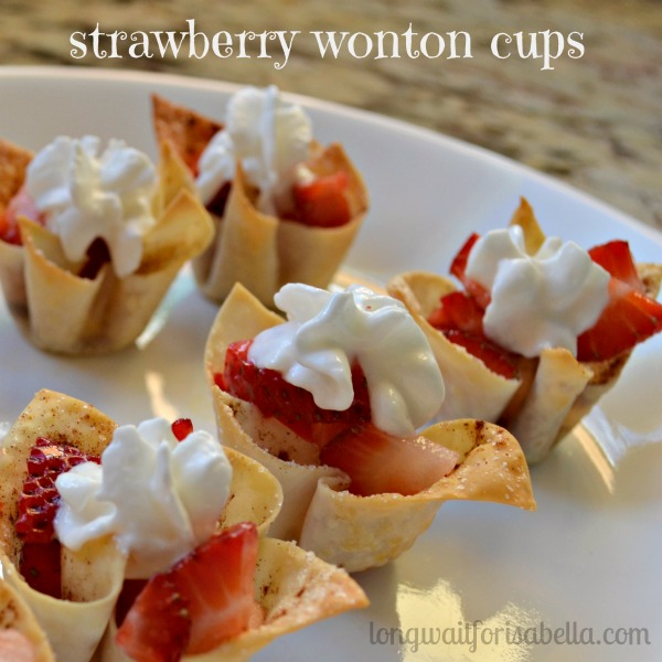 Delicious & Easy Strawberry Recipes