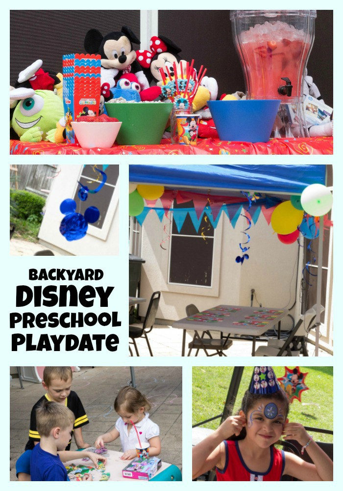 Backyard Disney Preschool Playdate-4-2
