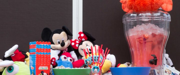 How to Host an Easy Backyard Disney Preschool Playdate