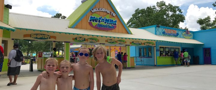 A Wet 'n' Wild SplashTown Adventure