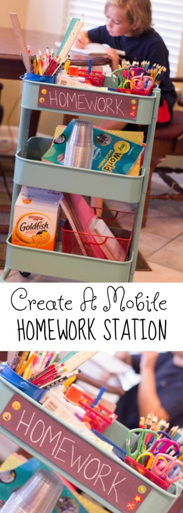 Mobile Homework Station