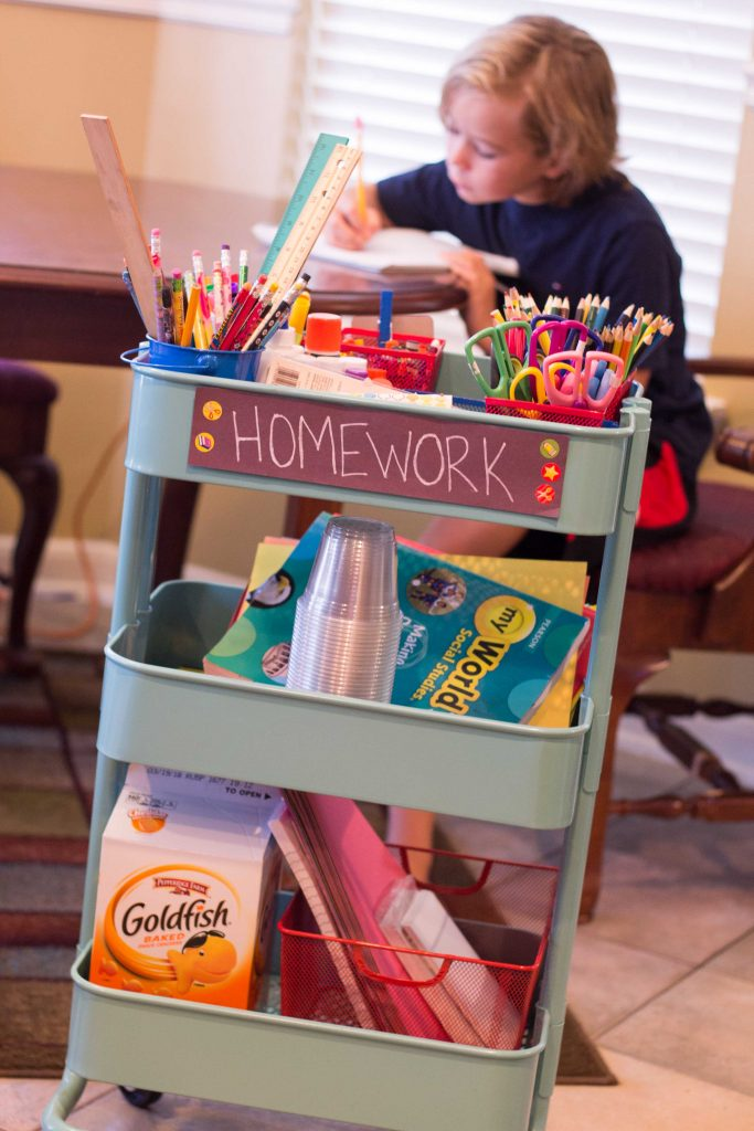Mobile Homework Station-8
