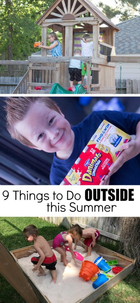Things to do Outside this Summer