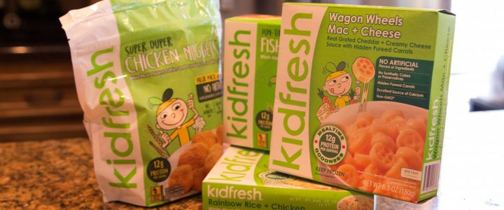 Make Snack time Simple with Kidfresh