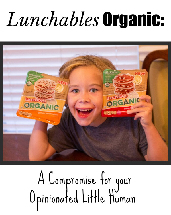 lunchable organic