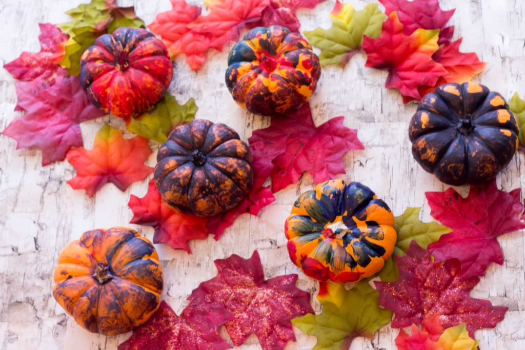 Easy Pumpkin Painting Craft-15
