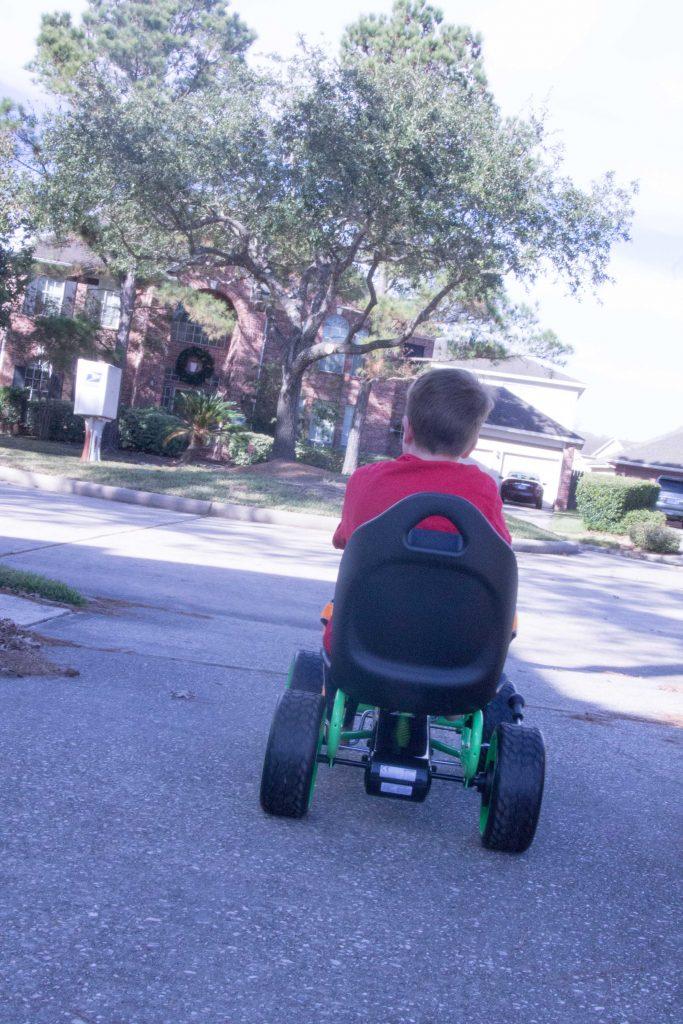 Hauck Go Kart-2