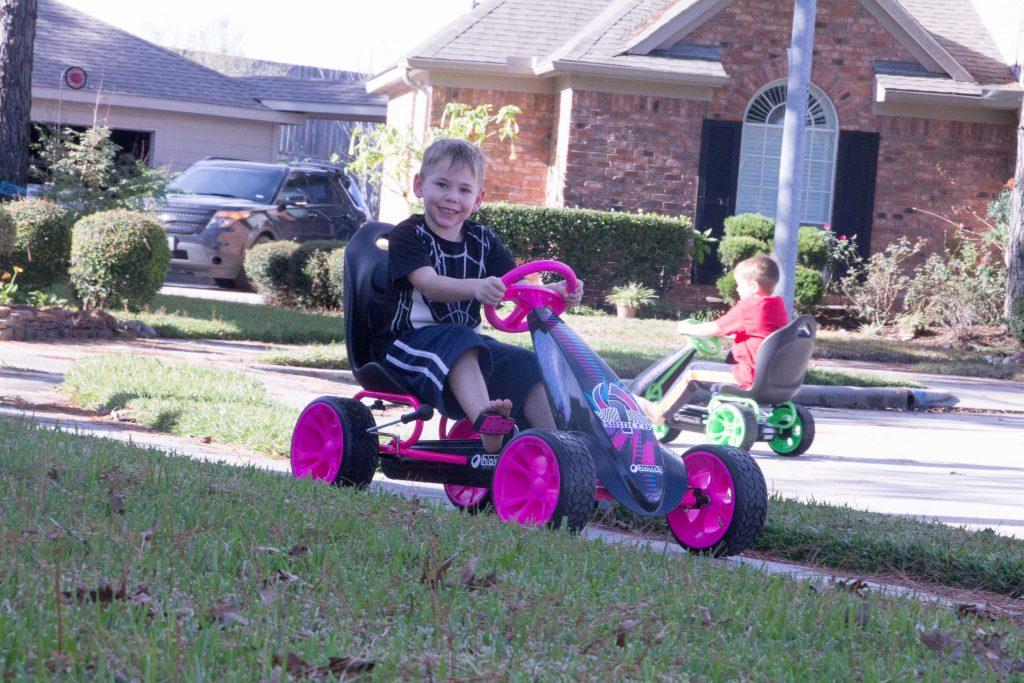 Hauck Go Kart-5