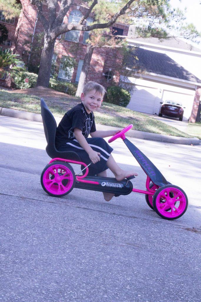 Hauck Go Kart-6