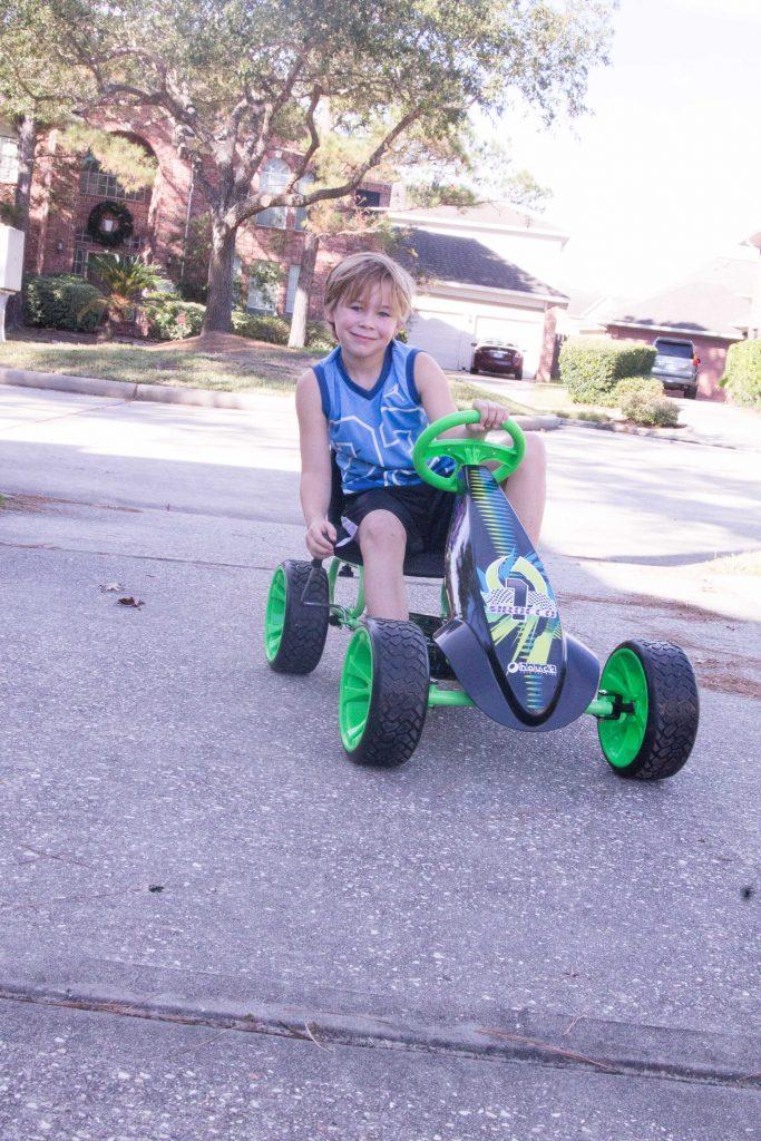 Hauck Go Kart-7