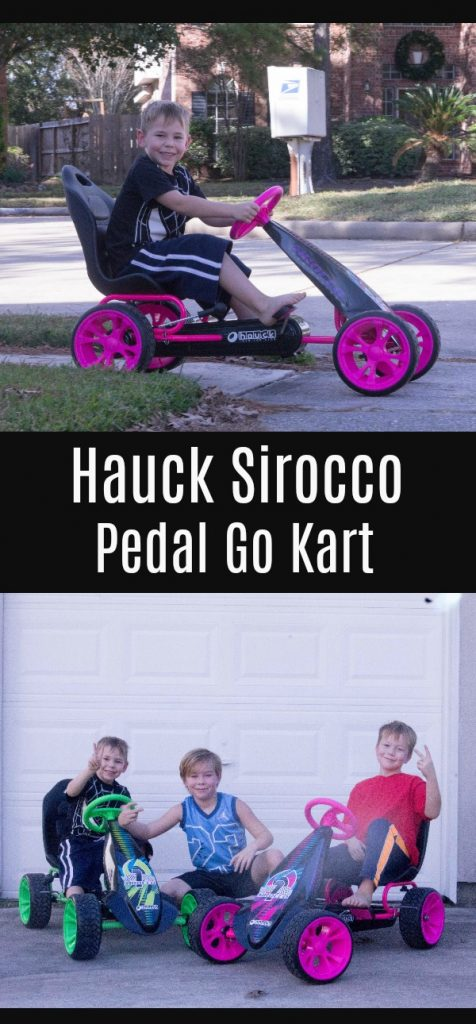 Hauck Sirocco Pedal Go Kart