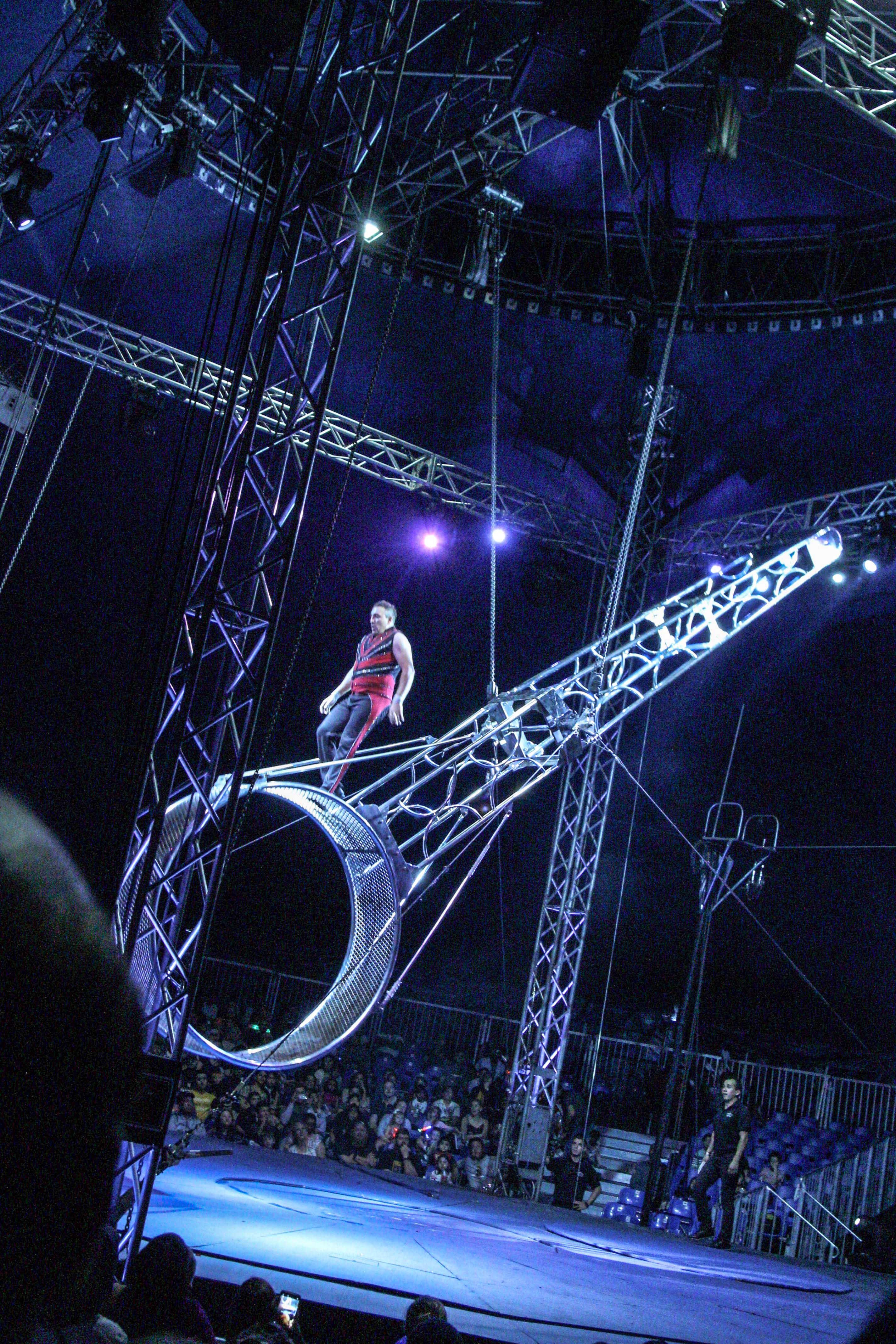 Cirque Italia Review