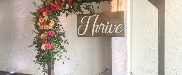 Thrive Creative Conference – There and Back Again