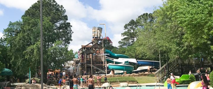 Epic 4th of July Event at Wet 'n' Wild Splashtown