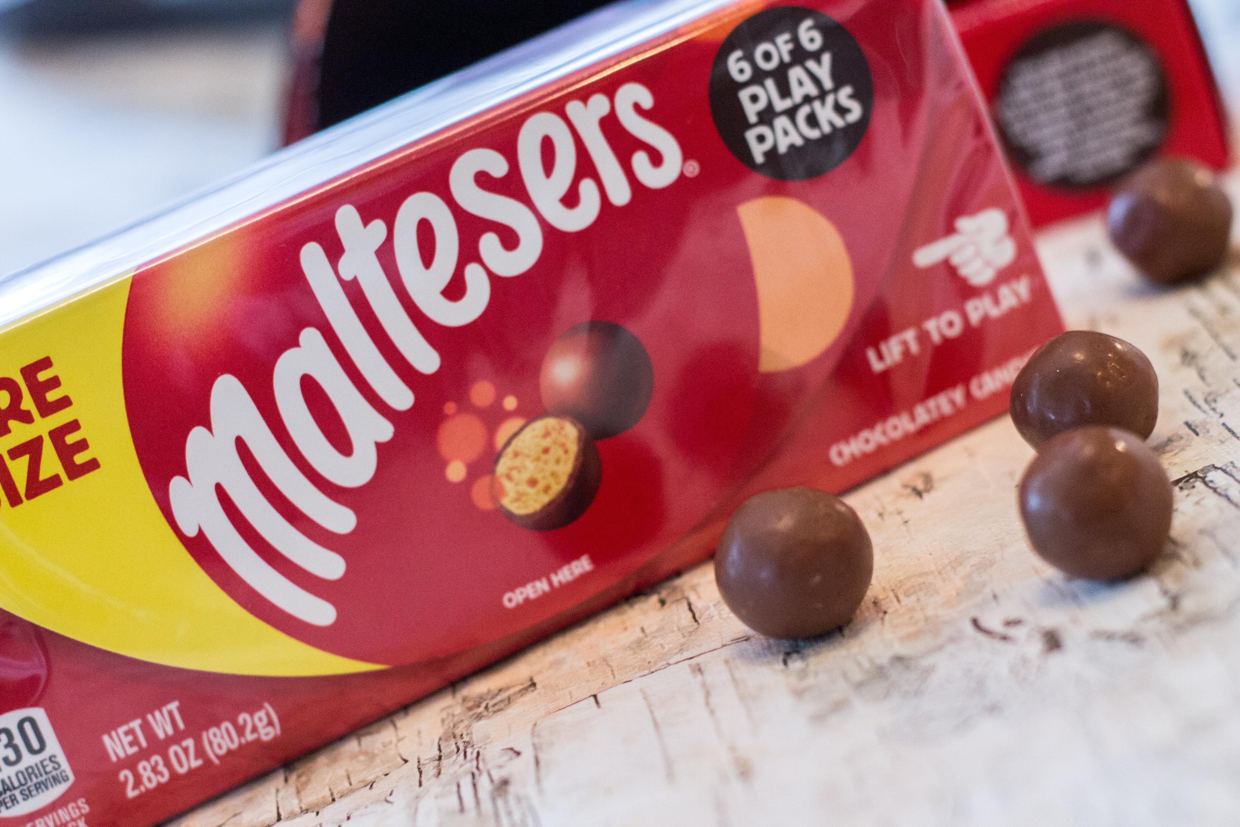 Easy Maltesers Milkshake