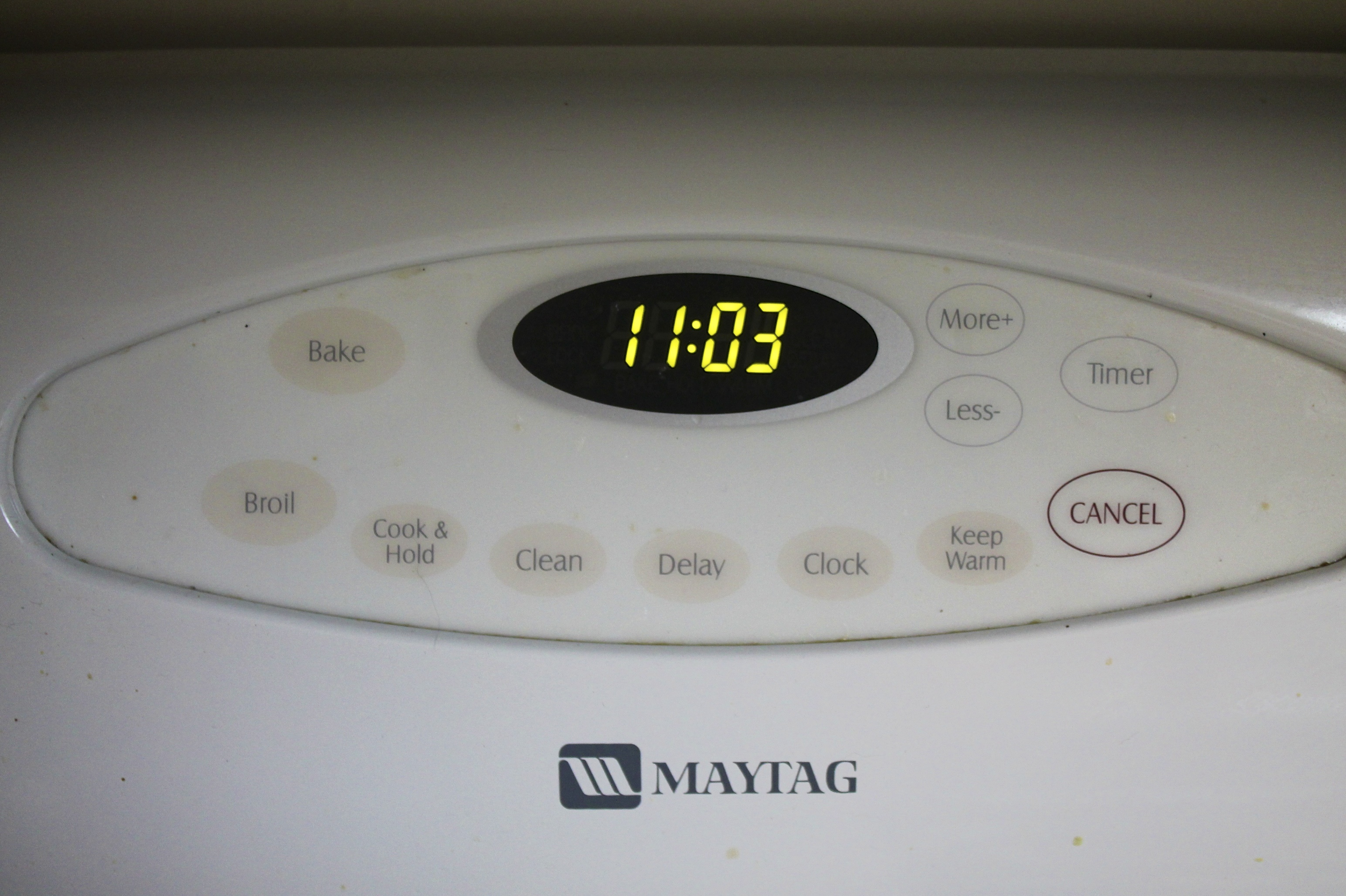 Using Your Oven Delay Timer