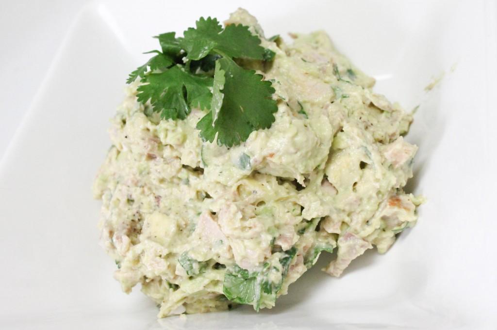 Avocado Chicken Salad-8