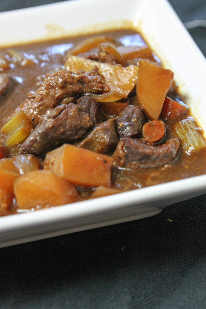 Hearty & Delicious Venison Stew-4