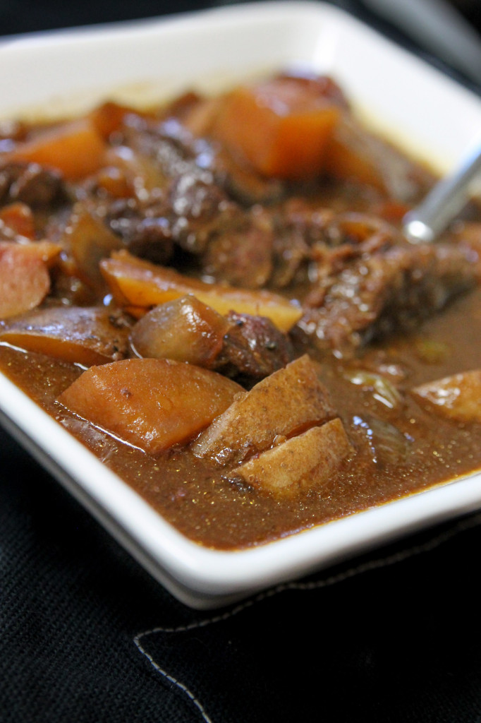 Hearty & Delicious Venison Stew-7