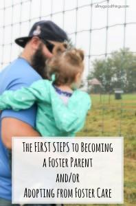 Become a Foster Parent and Adoptive Parent
