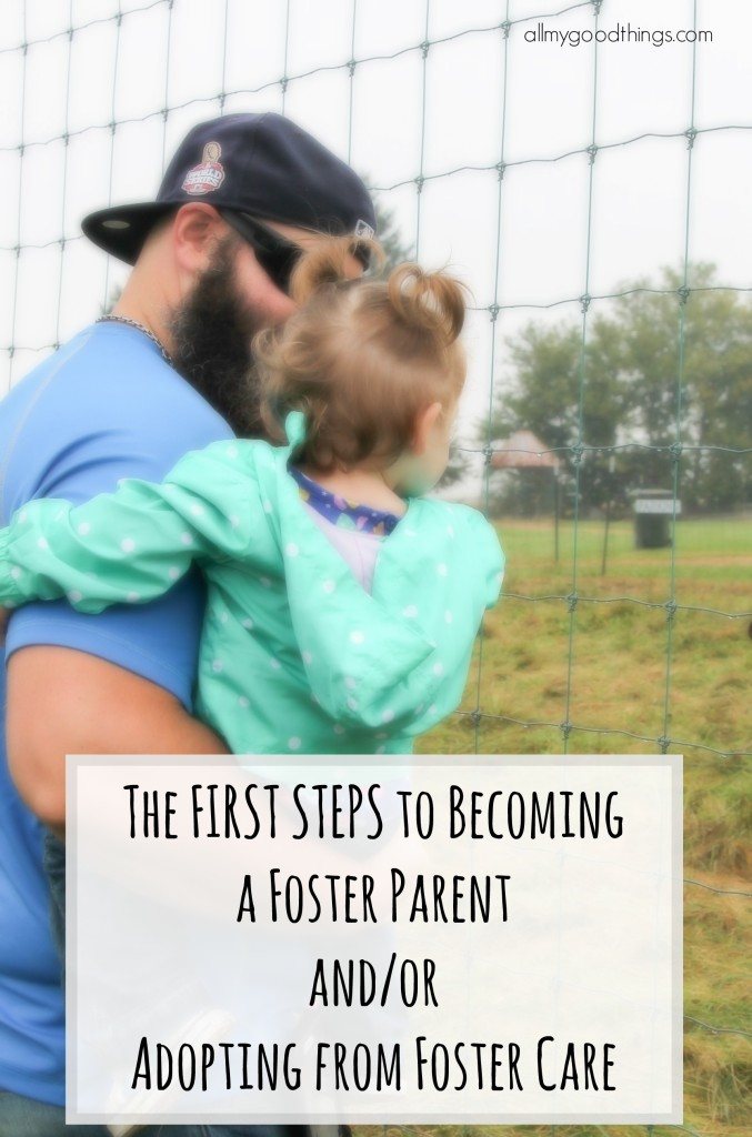 Become a Foster Parent and Adoptive Parent