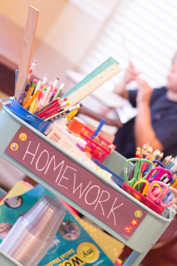 Mobile Homework Station-7