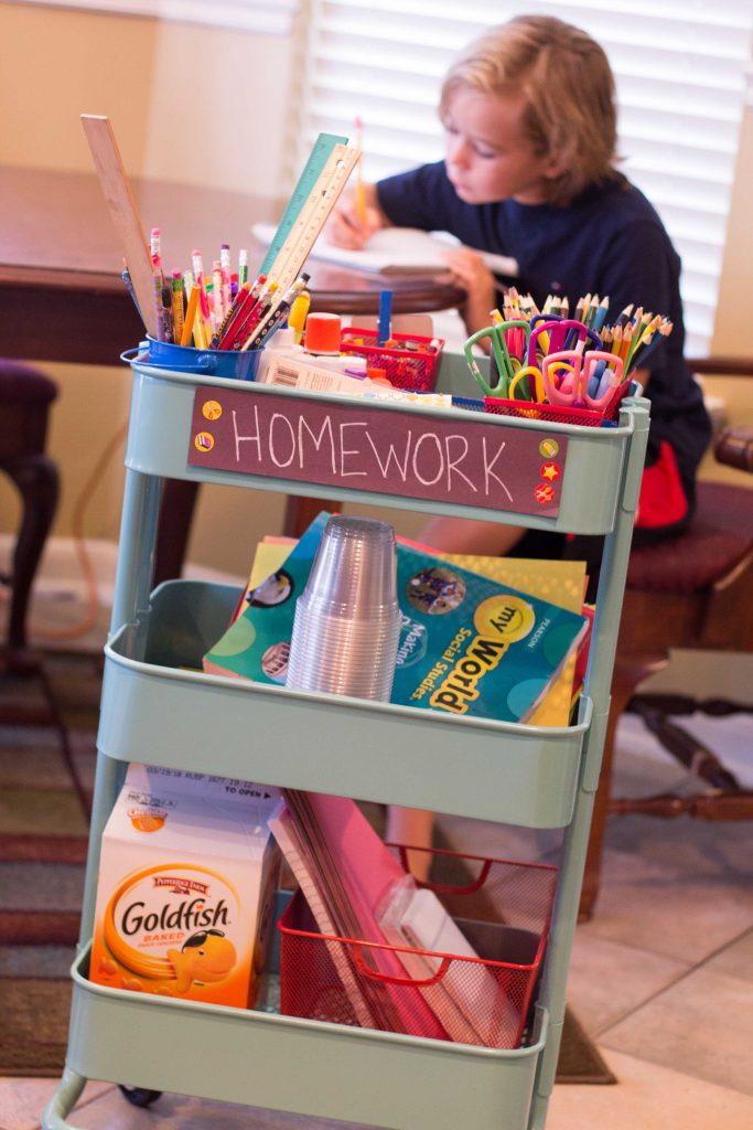 Mobile Homework Station-8