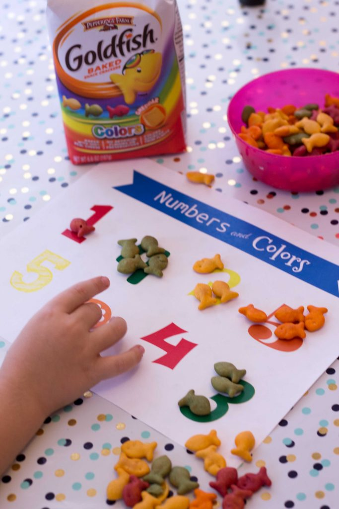 Printable Learning Placemats for Snack Time-13