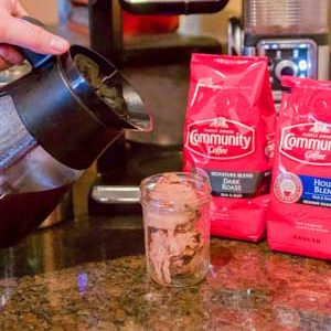 5 Coffee Hacks for Moms & Mocha Affogato Recipe