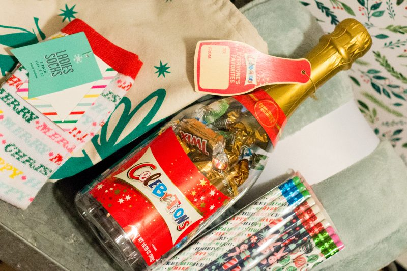 Create a Celebrate & Relax Teachers Gift
