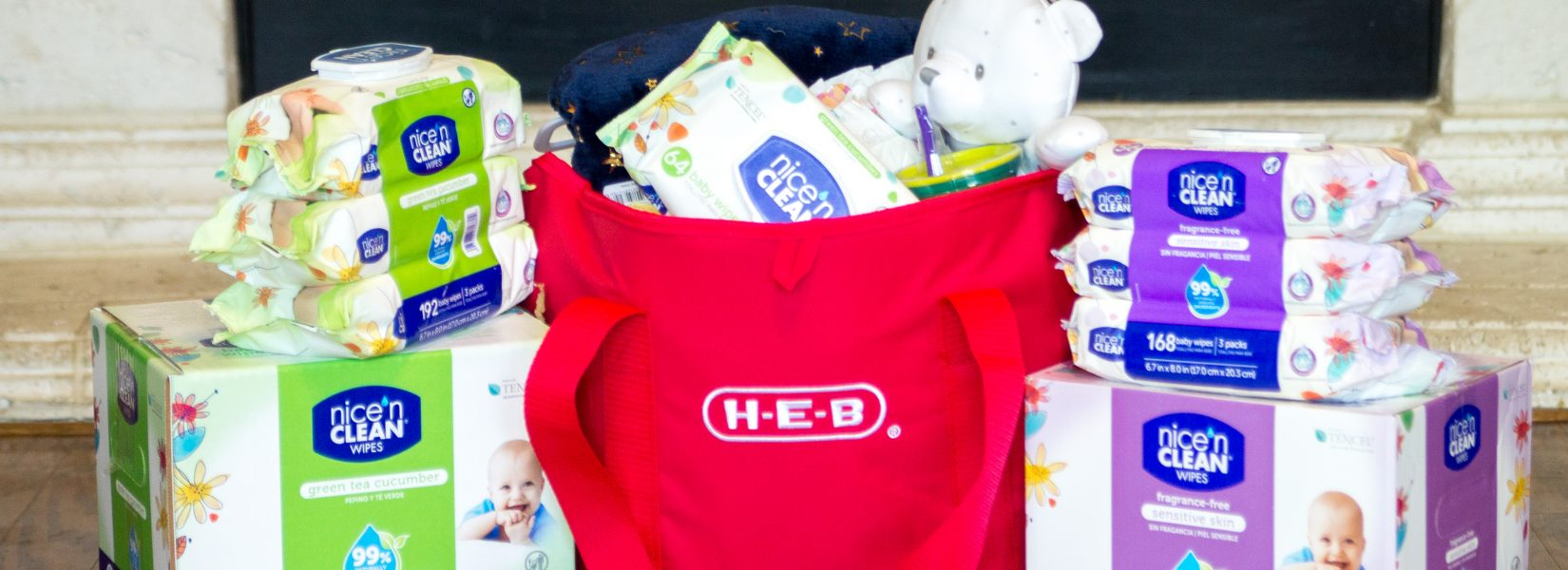 How to make a Foster Baby Welcome Baskets