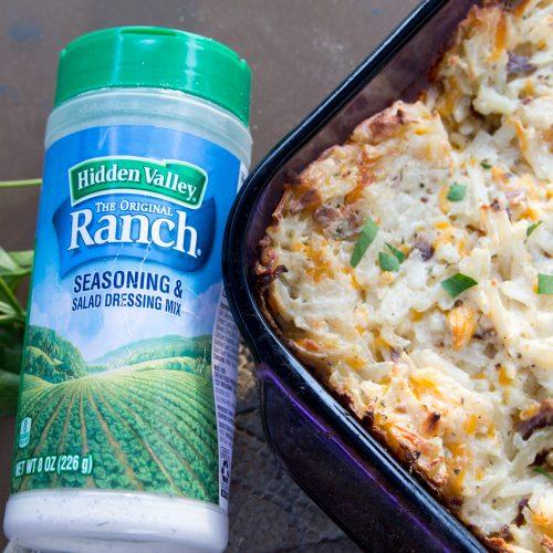 Recipes & Ideas for Hidden Valley Ranch's Season Shaker