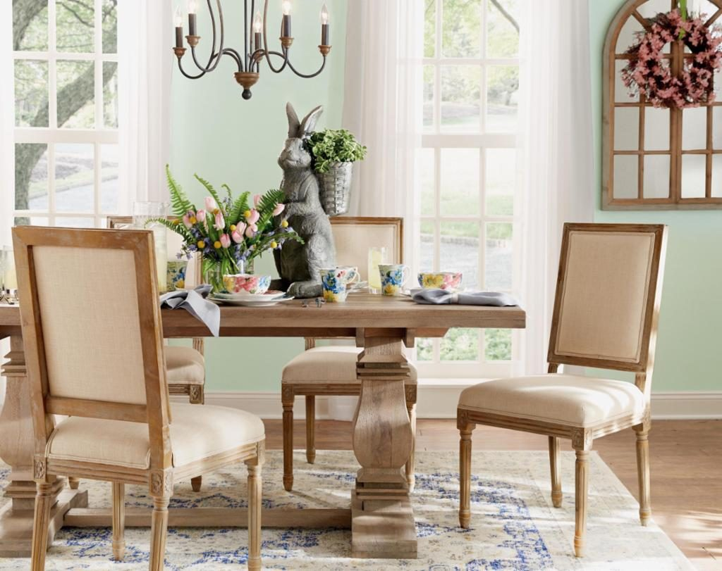Create a Classic Dining Room Look with Home Depot Decor Shop