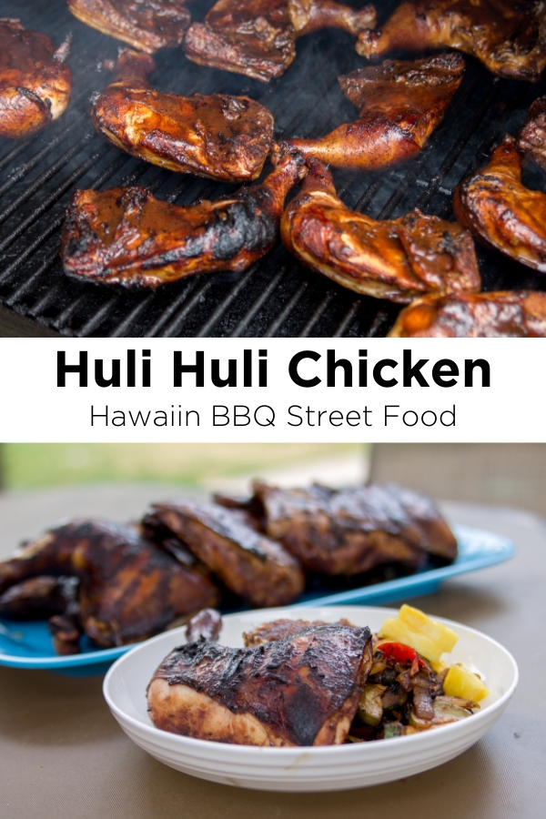 Huli Huli Chicken Hawaiian BBQ