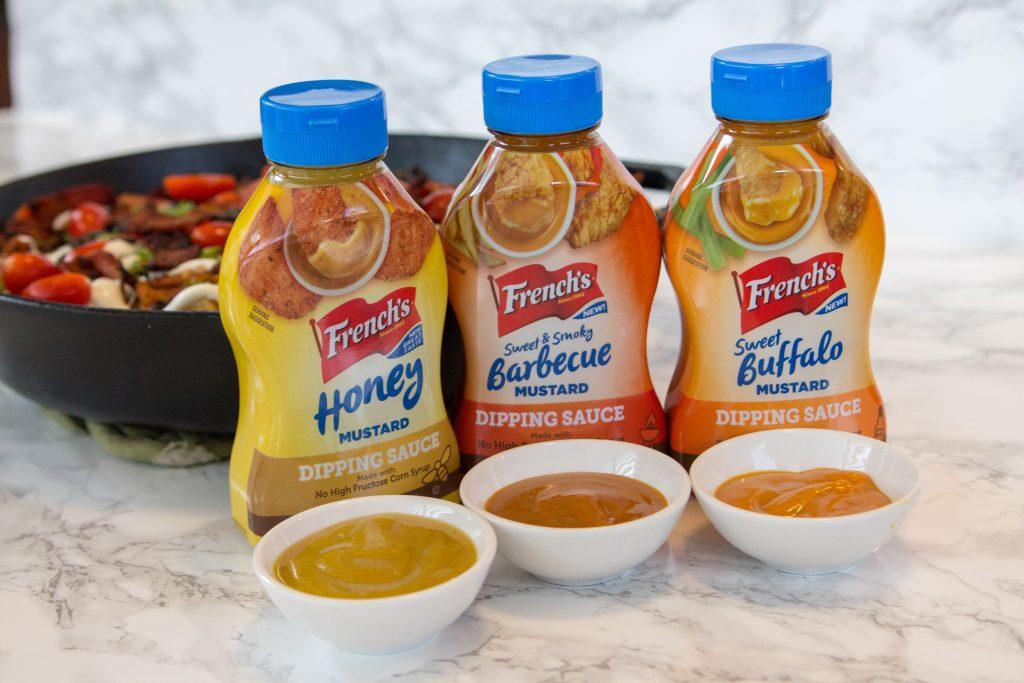 Loaded Honey Mustard Chicken Tot-chos